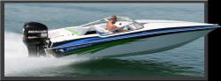 2012 - Checkmate Boats - Pulsare 2400