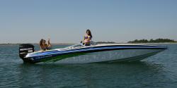 2015 - Checkmate Boats - Pulsare 2400