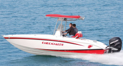 2017 - Checkmate Boats - SFX 250