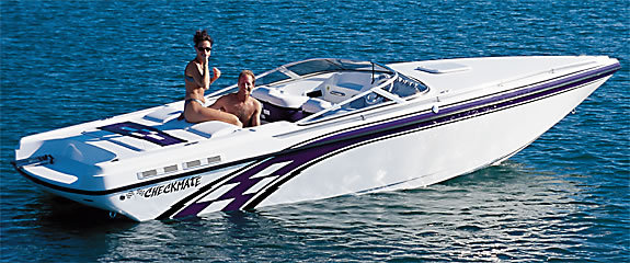 Research Checkmate Boats Zt 240 High Performance Boat On