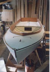 Chip Boats Buzzards Bay 14 Sailboat