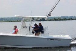 2020 - Clearwater Fishing Boats - 2508 Center Console