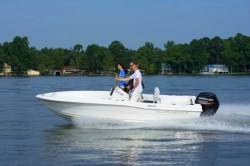 2016 - Clearwater Fishing Boats - 1900 Center Console
