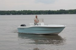 2016 - Clearwater Fishing Boats - 2000 Center Console