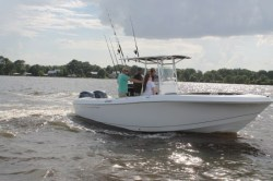 2016 - Clearwater Fishing Boats - 2300 Center Console