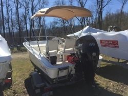 2014 - Boston Whaler Boats - 130 Super Sport