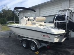 Boston Whaler Boats - 210 Dauntless