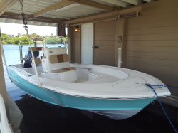 2016 Chaos Boatworks 21 Tarpon Bay