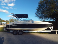 2006 - Sea Ray Boats - 240 Sundeck BR