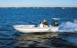 2011 - Coastline Boats - 1802 Flats Pro