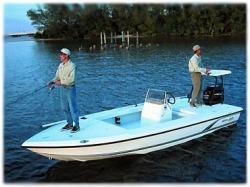 2011 - Coastline Boats - 2002 Flats Pro