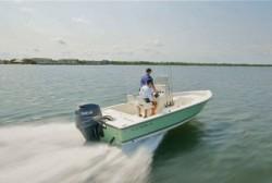 2014 - Cobia Boats - 21 Bay