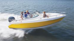 Cobia Boats - 215 Dual Console