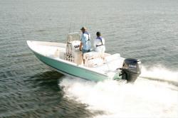 2011 - Cobia Boats - 19 Bay
