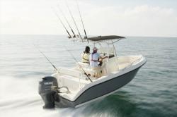 2011 - Cobia Boats - 206CC