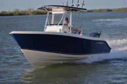 2012 - Cobia Boats - 237CC
