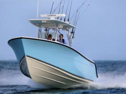 2012 - Cobia Boats - 296CC