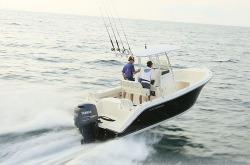 2012 - Cobia Boats - 217CC