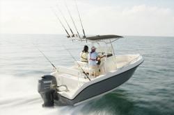 2012 - Cobia Boats - 206CC