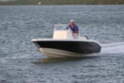 2013 - Cobia Boats - 172 CC