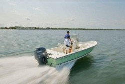 2013 - Cobia Boats - 21 Bay
