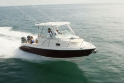2013 - Cobia Boats - 256 Express