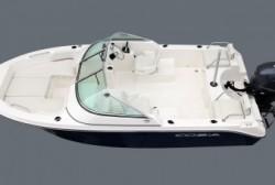 2013 - Cobia Boats - 180 Dual Console