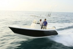 2015 - Cobia Boats - 217 CC
