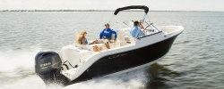2015 - Cobia Boats - 220 Dual Console