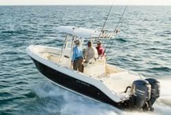 2017 - Cobia Boats - 256 CC