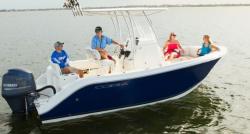 2018 - Cobia Boats - 201 CC