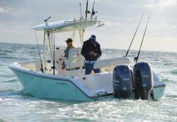 2018 - Cobia Boats - 261CC