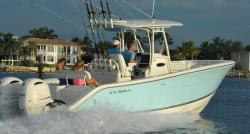 2018 - Cobia Boats - 277 CC