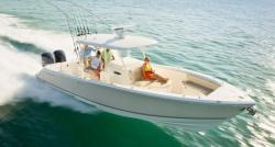 2018 - Cobia Boats - 344CC