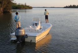 2018 - Cobia Boats - 21 Bay