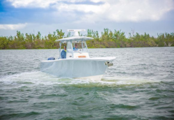 2018 - Cobia Boats - 320CC