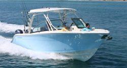 2021 - Cobia Boats - 280 Dual Console