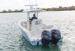 2021 - Cobia Boats - 240CC
