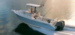Cobia Boats 270 WA Walkaround Boat