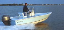 Cobia Boats 19 Bay Bay Boat