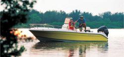 Cobia Boats 194CC 2008