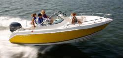 Cobia Boats 215DC 2008