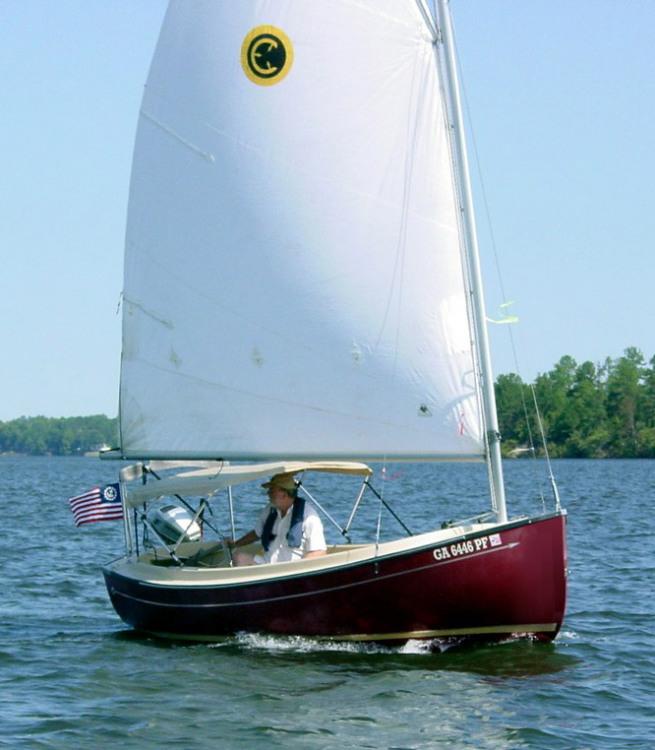 Research 2010 - Com-Pac Yachts - Sun Cat Daysailer on iboats com