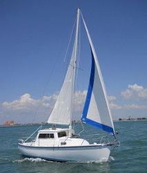 2013 - Com-Pac Yachts - CP 23 Pilothouse