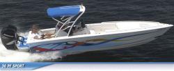 Concept Boats - 30 PF
