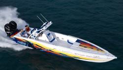 2010 - Concept Boats - 36 SR