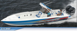 2010 - Concept Boats - 32 FE