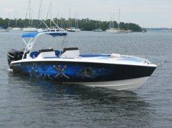 2010 - Concept Boats - 36 SR Dual Console
