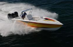 2011 - Concept Boats - 36 SR Dual Console