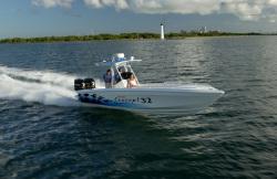 2011 - Concept Boats - 32 FE Sport